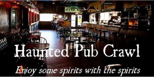 The Haunted Pub Crawl of Valparaiso!