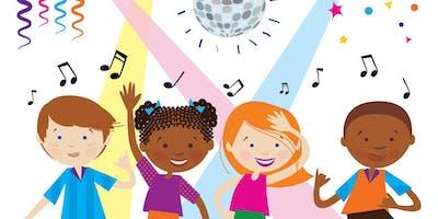 Kids Dance Fitness  Activities: Grand Opening