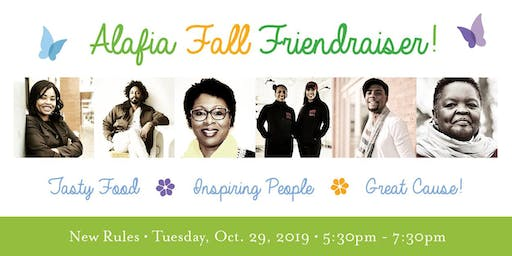 Alafia Foundation Fall Friendraiser at New Rules