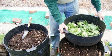 Compost and Worm Farming Workshop - 16 May 2020 tickets
