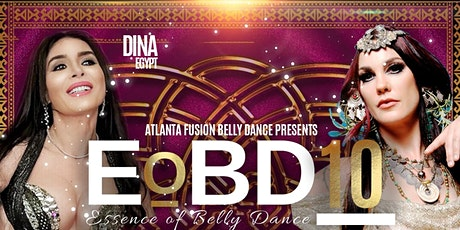 Essence of Belly Dance 10: Cabaret meets Tribal Fusion Belly Dance Workshops. Gala. Competition. Fashion Show tickets