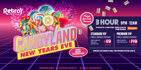 Candyland NYE tickets