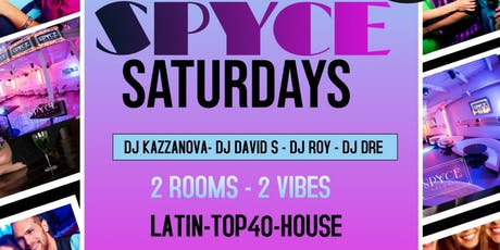 "Saturdays at Spyce Astoria ""Everyone Free Admission"" tickets"