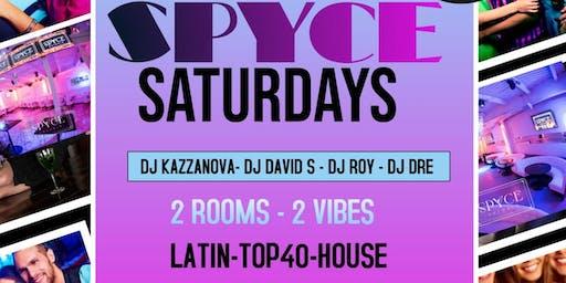 "Saturdays at Spyce Astoria ""Everyone Free Admission"""