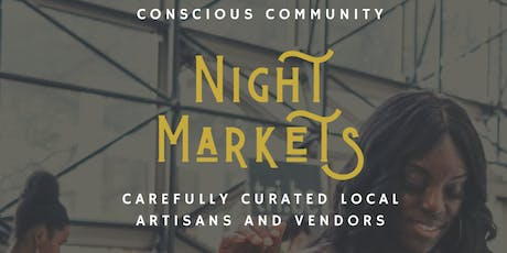 Conscious Community Night Market X-Mas Addition tickets