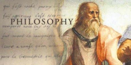 哲學讀書講座(免費) tickets