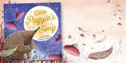 Book Launch: Little Puggle's Song