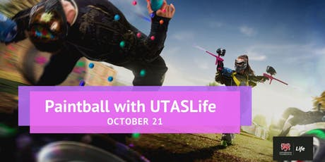 Paintball with UTASLife tickets