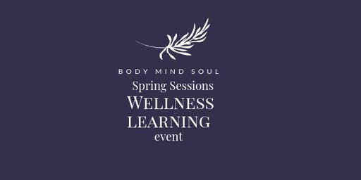 Spring Sessions - Lifelong Vitality with Mikalena Knight
