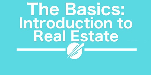 Introduction to Real Estate Investing - RIVERSIDE