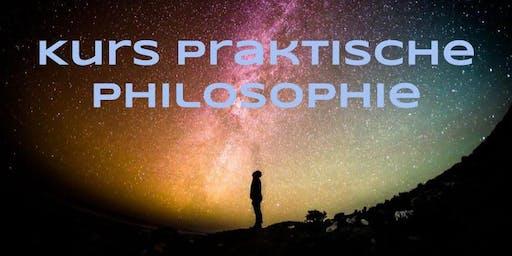 """Infostunde zum Kurs """"Praktische Philosophie"""""""