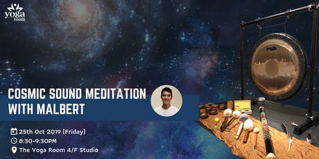 Cosmic Sound Meditation with Malbert tickets
