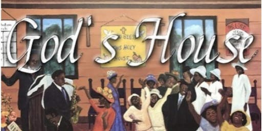"""God's House"" The Stage Play"