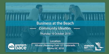 Beachside Community Ideation tickets