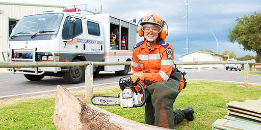 Northern Adelaide SES Volunteer Recruitment Session