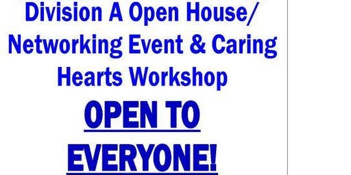Free Networking & Open House (Toastmasters) / Free Craft Activity