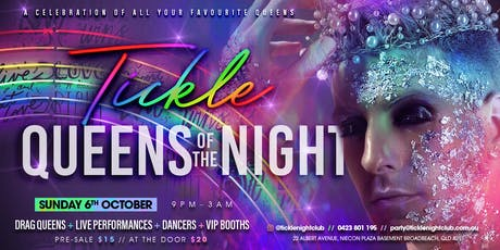 Queens of the Night tickets