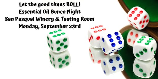 Bunco Night! Essential Oil Prizes!!!