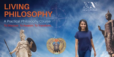 Introduction session : Living Philosophy course | Tuesday, Indiranagar  tickets