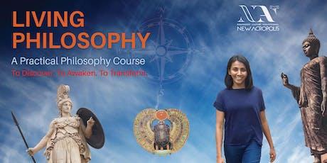 Introduction to Living Philosophy | Jan'20 & Feb'20 (Fridays, Indiranagar) tickets