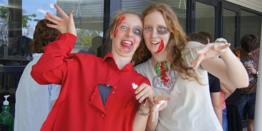 Get Your Zombie On - Young Adults 12+