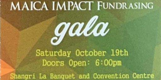 Maica Impact's Annual Gala