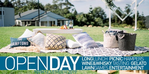 Hampton Estate Wines - Open Day
