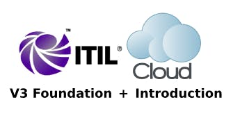 ITIL V3 Foundation + Cloud Introduction 3 Days Virtual Live Training in Berlin