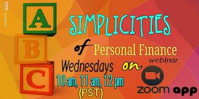 Simplicities of Personal Finance - LA