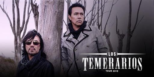 LOS TEMERARIOS VIP SUITE TICKETS