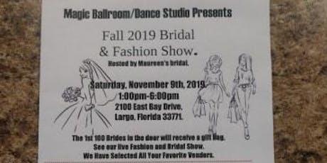 Fall 2019 Bridal & Fashion Show By Maureen's Bridal tickets