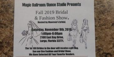 Fall 2019 Bridal & Fashion Show By Maureen's Bridal