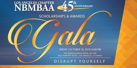 NBMBAA Los Angeles Chapter: 45th Anniversary Celebration tickets