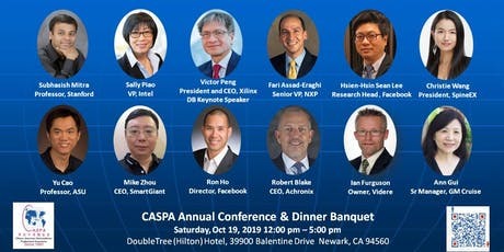 From Silicon to Software -- CASPA 2019 Annual Conference tickets
