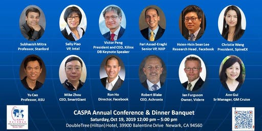AI: From Silicon to Software -- CASPA 2019 Annual Conference