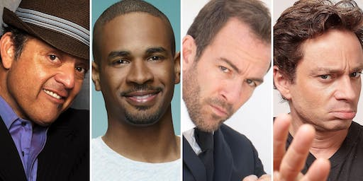 Bryan Callen, Chris Kattan, Damon Wayans Jr, Paul Rodriguez and More