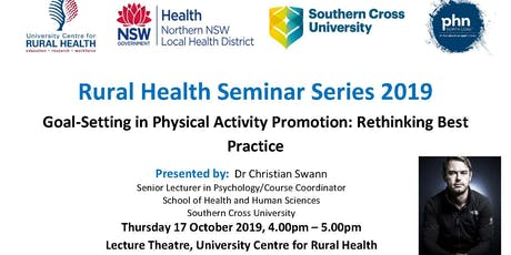 Goal-Setting in Physical Activity Promotion: Rethinking Best Practice tickets