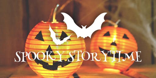 Spooky Storytime at Frankston Library