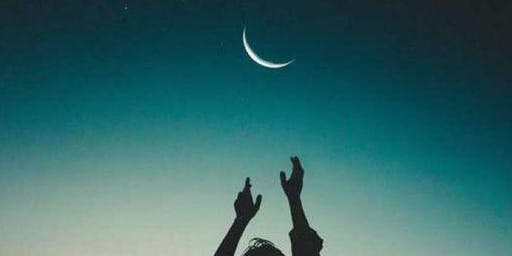 New Moon Meditation for A Happy & Successful Month