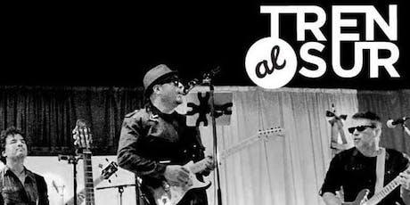 Rock Retro en Nuestro Idioma con Tren al Sur tickets