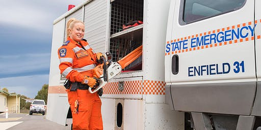 North & East Adelaide SES Volunteer Recruitment Session