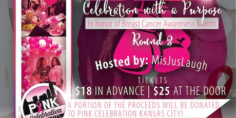 "Pink ""DAY"" Party Celebration (In honor of Breast Cancer Awareness Month) tickets"