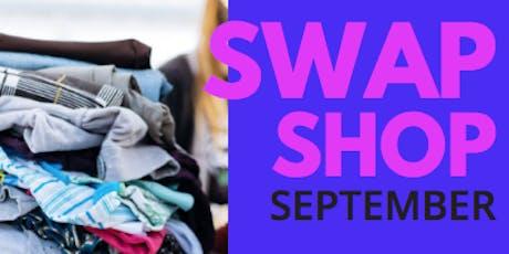 AOD Swap Shop September tickets