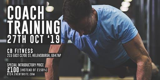 RT24 Coach Training: Scotland
