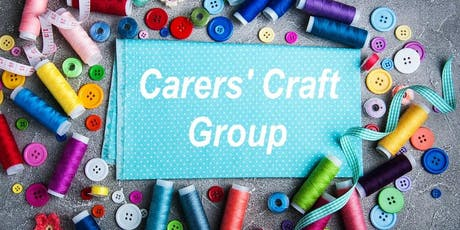 Carers' Crafty Group tickets