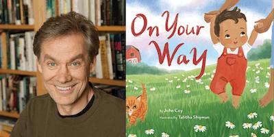 Author John Coy