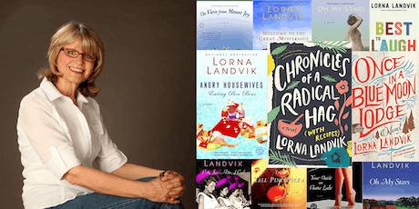 Author/Comedian Lorna Landvik tickets