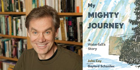 Author John Coy - My Mighty Journey tickets