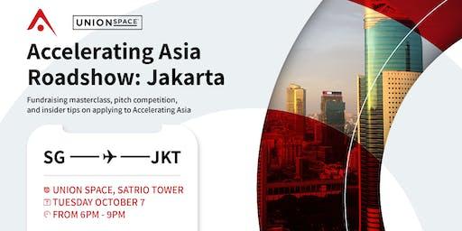 Accelerating Asia Roadshow in Jakarta