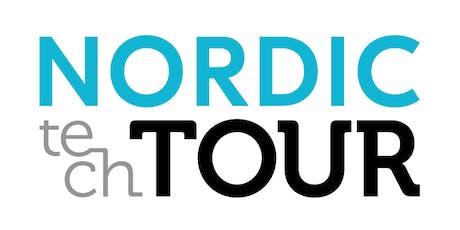 Nordic Tech Tour - Taichung tickets